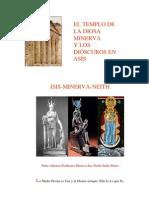 EL TEMPLO DE LA DIOSA MINERVA Y LOS DIOSCUROS EN ASÍS