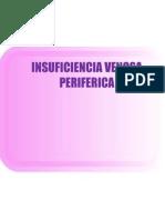INSUFICIENCIA VENOSA PERIFERICA