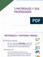 2° Materiales