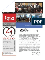 Iqra Issue 2 Volume 3 PDF