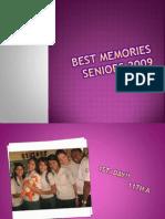Best Memories 2009