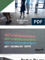 Eyebeam & Graffiti Research Lab