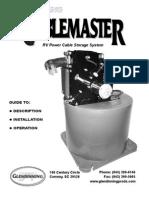 Cablemaster RLC - Manual