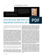 Entrevista a Gustavo Rodríguez Ostria
