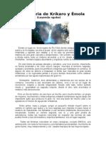 Historia de Kríkaro y Émola (Leyenda ngobe)