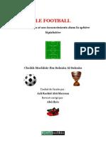 Le Football (Ses Avantages Et Ses nients