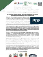 BOLETÍN DE PRENSA 044-2012
