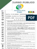 Dataprev Jornalismo 2009