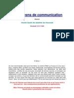 Les Moyens de Communication