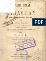 101816612 Alfred Demersay Historia Geral Do Paraguay 1865