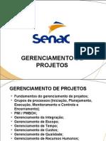 Gerenciamento de Projetos V0310