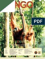 PONGO NewsLetter - Orangutan Information Centre Edisi 1