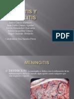 Proceso Patologico de Meningitis