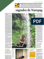 Los cantos sagrados de Nampag