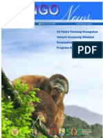 Buletin PONGO News - Orangutan Information Centre Edisi v - 2008
