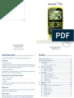OT-800 - User Manual - Spanish