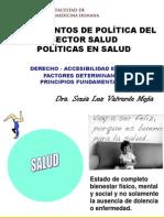 Clase 4 Politica-Derecho-Accesibilidad Salud