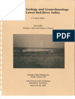 Geomorphology and Geoarchaeology of the Red River Valley, Louisiana 400DPI