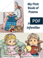 Poemas Infantiles - My First Book of Poems
