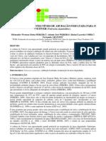 Efeitos de diferentes níveis de adubação fosfatada para o Vetiver
