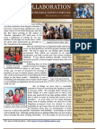 Bonham & Kines Missions Newsletter - October 2012