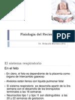 Fisiologia Del Recien Nacido