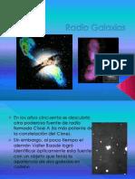 Radio Galaxias