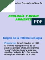 CLASE 1 ecología y medio ambiente