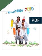 Relatorio de Atividades Anual 2010