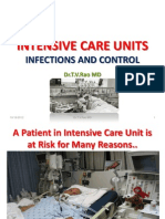 Intensive Care Units Infections and Control