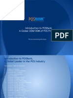 POSBANK USA Overview