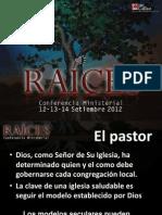 Conferencia Ministerial Raices 2