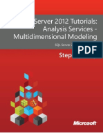 SQL Server 2012 Tutorials - Analysis Services Multidimensional Modeling
