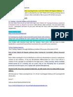 Video Learning Kit-CFP Regular Pathway (Version 3_2013)