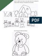 Storia degli orsetti e di una fogliolina - immagini