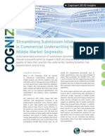 Streamlining Submission Intake in Commercial Underwriting for Middle Market Segments