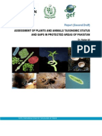 Draft Report-3 Taxonomic Gaps