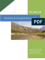 Geología Estructural SMO