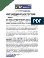 NP VIII Certamen Literario SER Madrid Sur 94