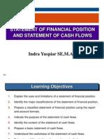 Laporan Posisi Keuangan&Cash Flow