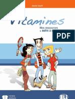 Vitamines Grammaire