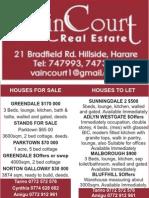 Vaincourt Real Estate
