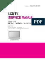 LG 42LC51-ZA
