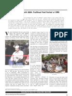Sattvik Report in English