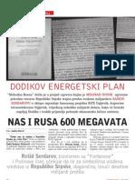 Dodikov Energetski Plan