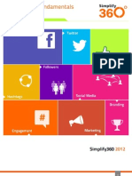 Social Media Fundamentals for Marketers