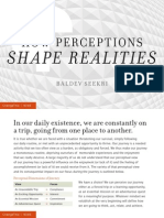 How Perceptions Shape Realities [Issue 97]