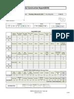 DCR Format