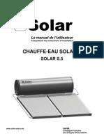 Cheauff -Eau Solaire