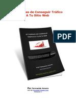 47 Formas de Conseguir Tráfico A Tu Sitio Web